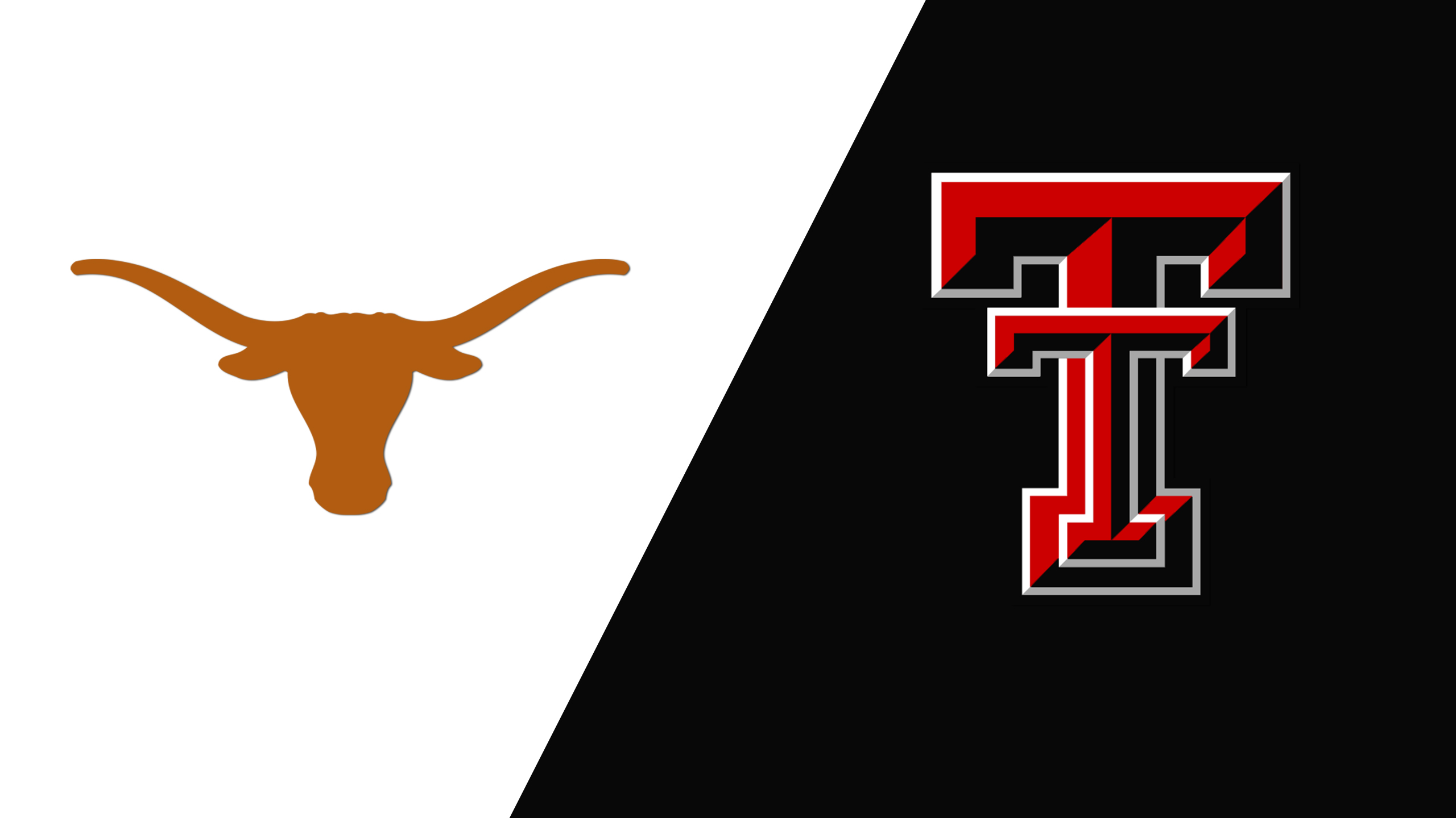 Texas vs. Texas Tech (re-air)