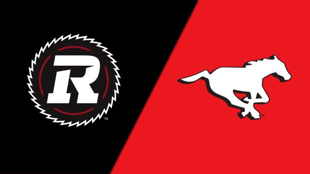 Ottawa Redblacks vs. Calgary Stampeders