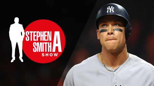 Mon, 10/14 - The Stephen A. Smith Show Presented by Progressive