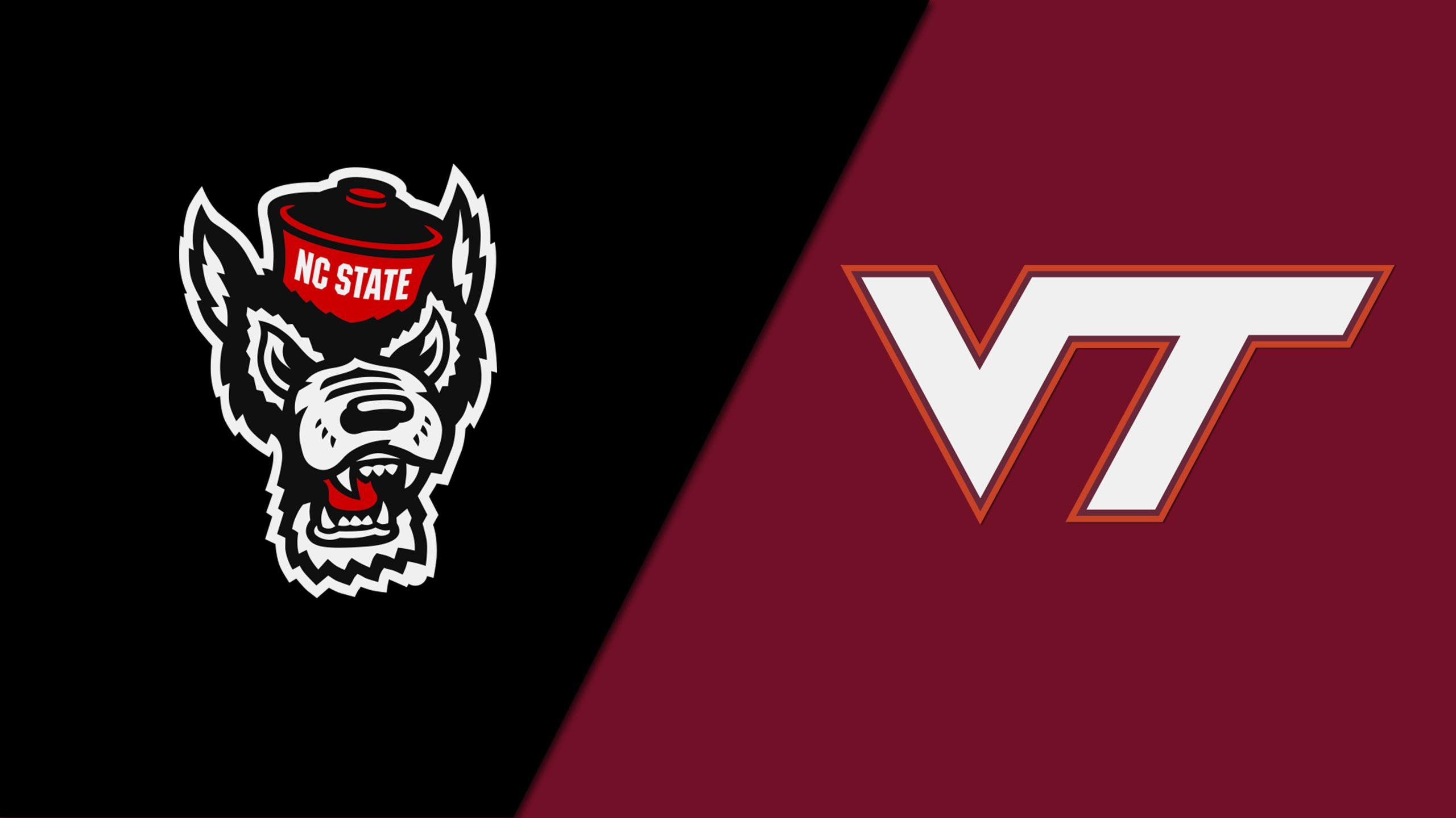 NC State vs. Virginia Tech (Wrestling)