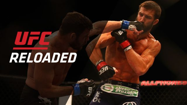 UFC Reloaded: Fight Night: Rockhold vs. Bisping