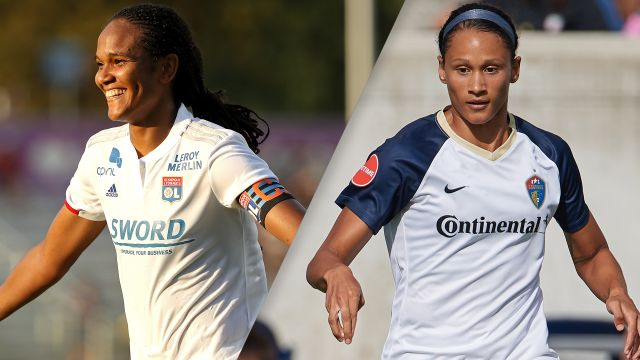 Olympique Lyonnais vs. North Carolina Courage (Final) (International Champions Cup)