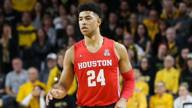 #20 Houston vs. SMU (M Basketball)