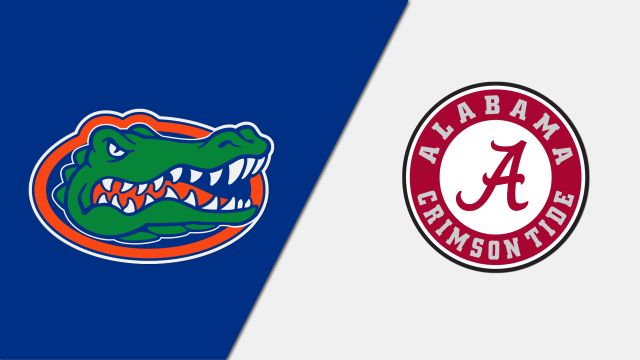 Florida Gators vs. Alabama Crimson Tide (re-air)