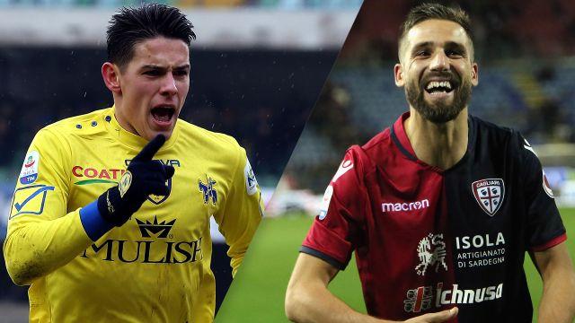 Chievo vs. Cagliari