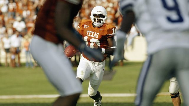 Kansas State vs. Texas Longhorns (re-air)
