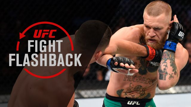 UFC Fight Flashback: McGregor vs. Diaz 2