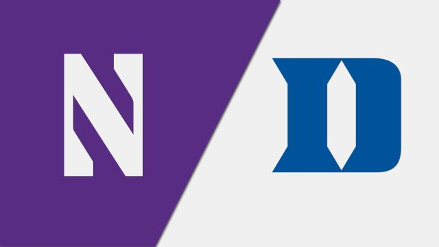 Northwestern vs. Duke (W Basketball)