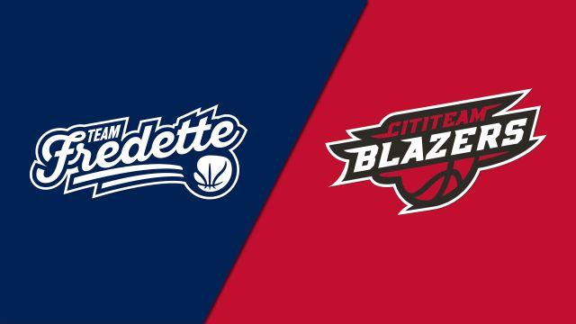 Team Fredette vs. CitiTeam Blazers (Regional Round)