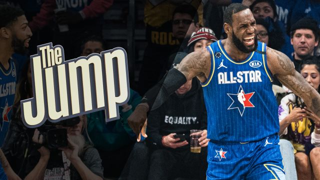Mon, 2/17 - NBA: The Jump