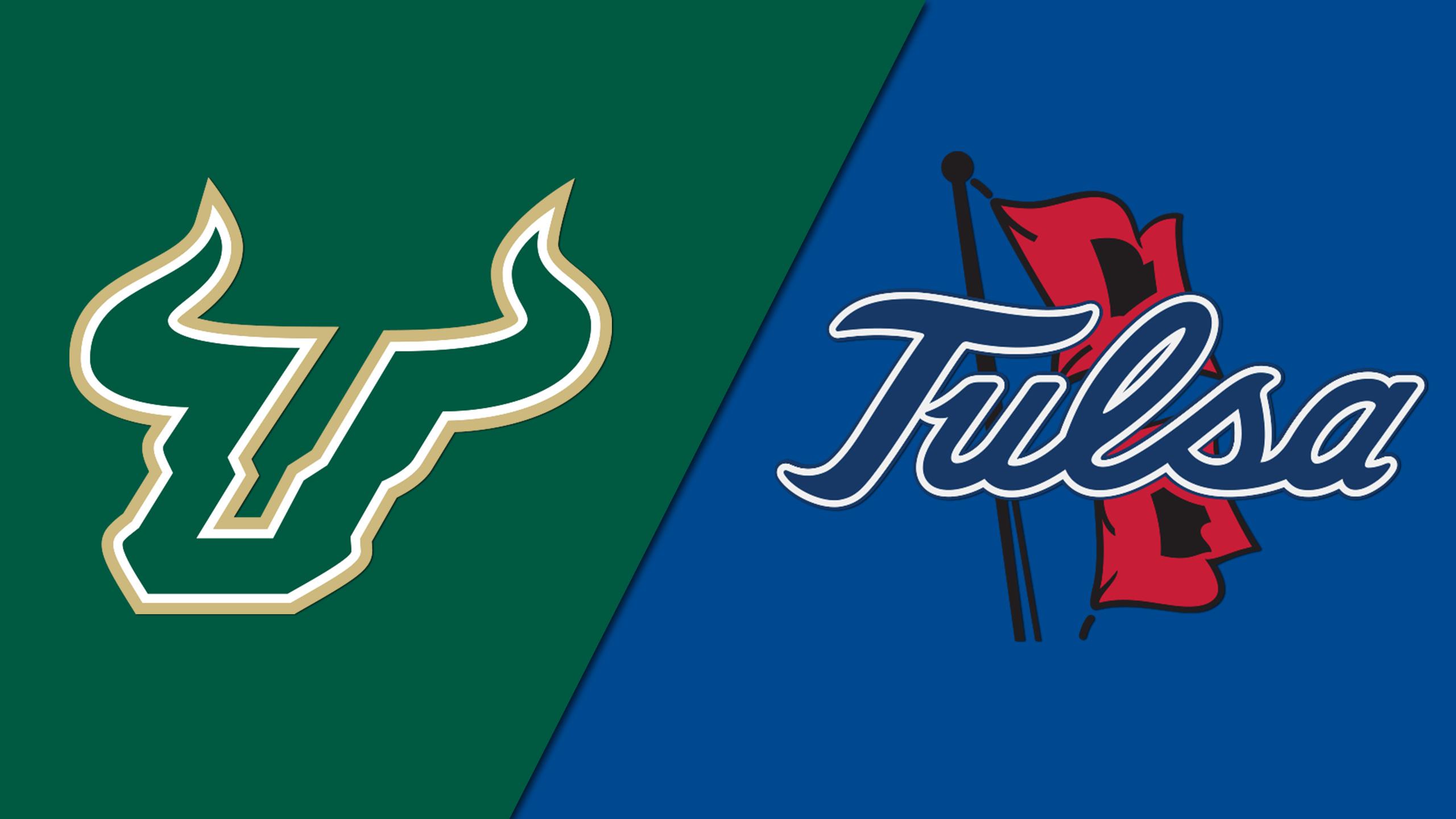 In Spanish - #23 South Florida vs. Tulsa (Football)