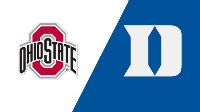 Ohio State vs. Duke (W Soccer)
