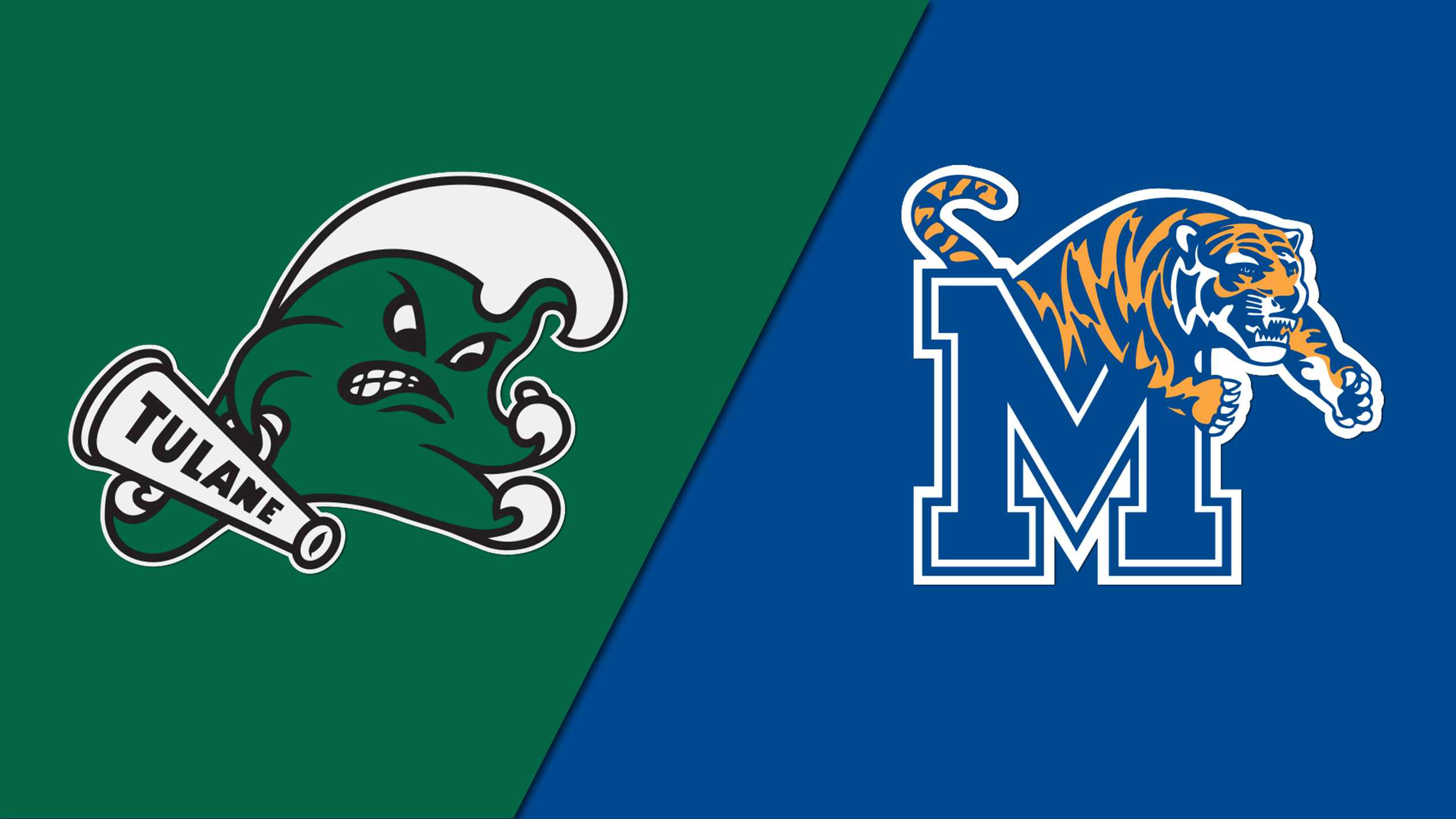 Tulane vs. Memphis (M Basketball)