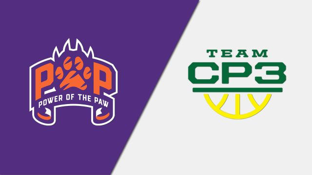 Power of the Paw (Clemson) vs. Team CP3 (Regional Round)
