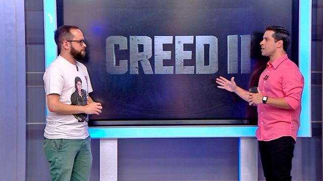 OmeleteESPN #2: estreia de Creed 2, atuação de Stallone como Rocky e a luta entre Tyson e Holyfield