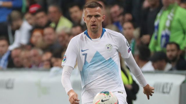 Slovenia vs. Latvia (UEFA European Qualifiers)