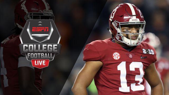 Mon, 7/15 - College Football Live