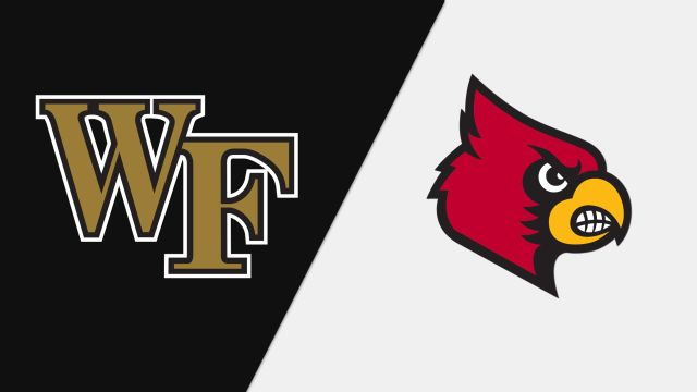 Wake Forest vs. Louisville (Quarterfinals) (ACC Field Hockey Championship)