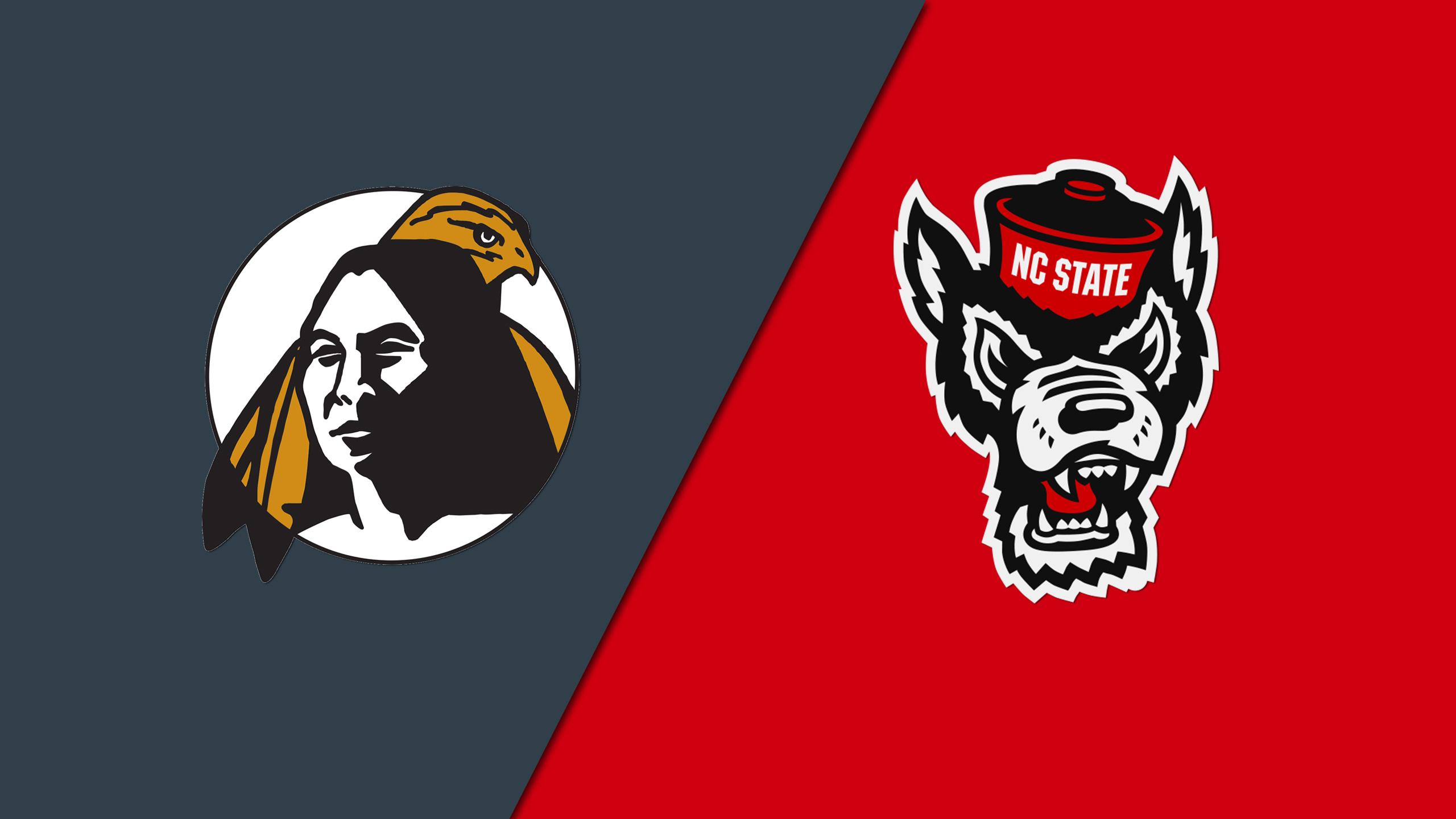 UNC Pembroke vs. NC State (NCAA Wrestling)