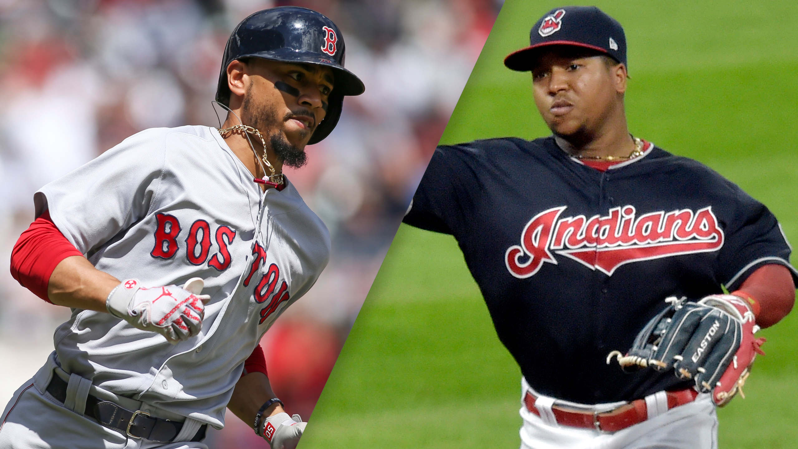 Boston Red Sox vs. Cleveland Indians (re-air)