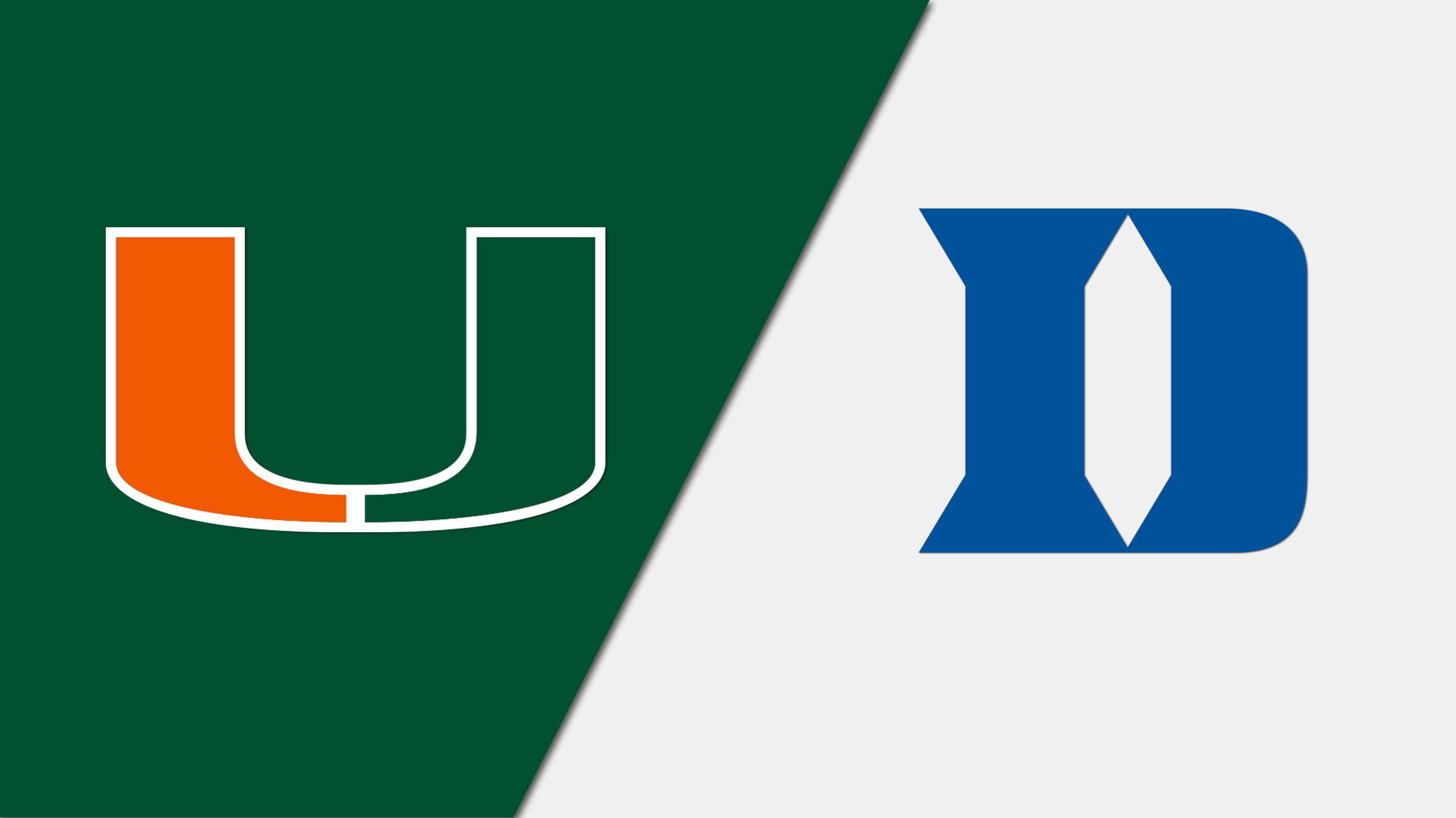 Miami vs. Duke (W Basketball)