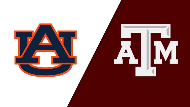Auburn vs. Texas A&M (W Volleyball)