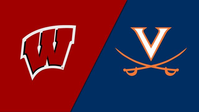 Wisconsin vs. Virginia (re-air)