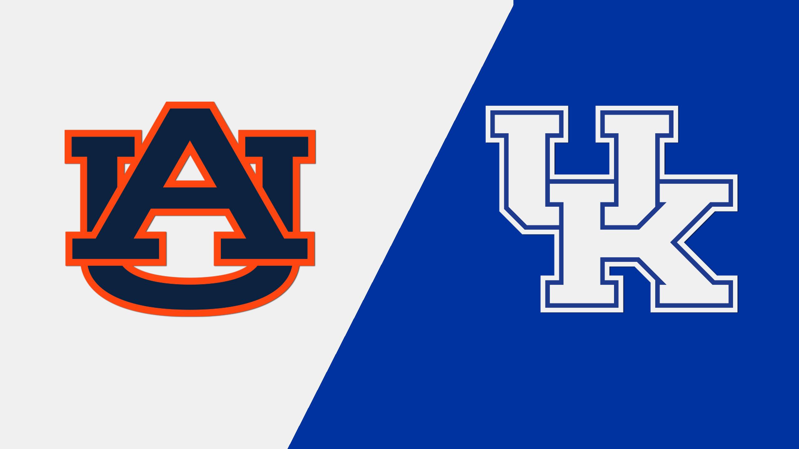 Auburn vs. Kentucky (W Gymnastics)