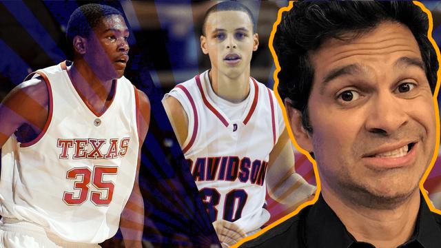 Bye bye Zion! Confira outras estrelas da NBA que NÃO venceram o March Madness