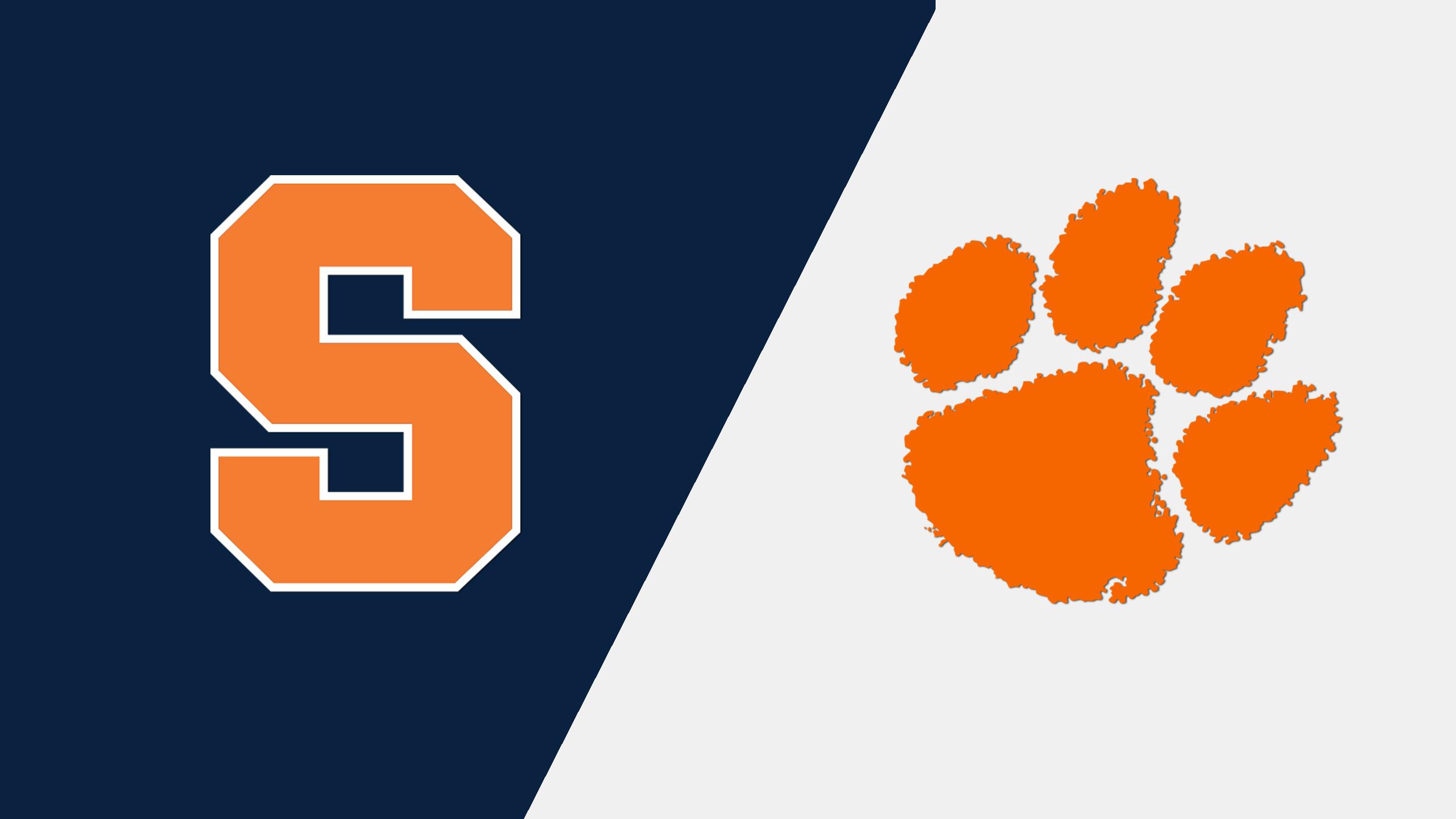 #20 Syracuse vs. Clemson (M Soccer)