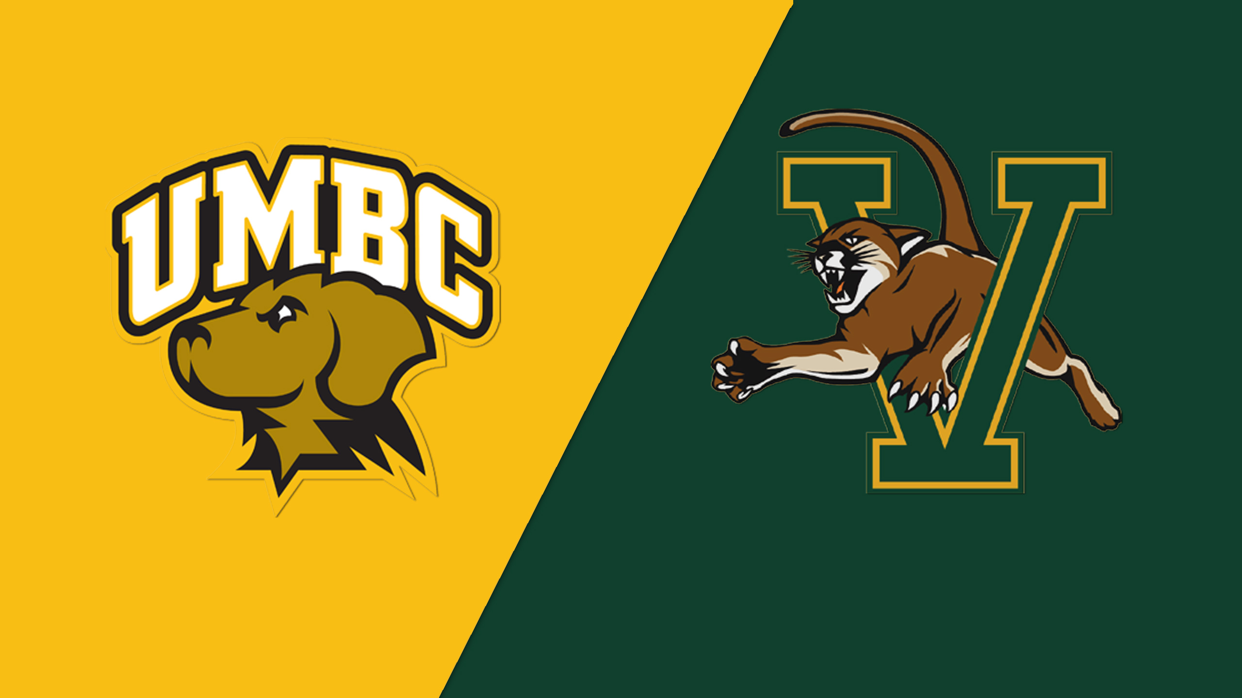 UMBC vs. Vermont (Championship) (America East Men's Basketball Playoffs)