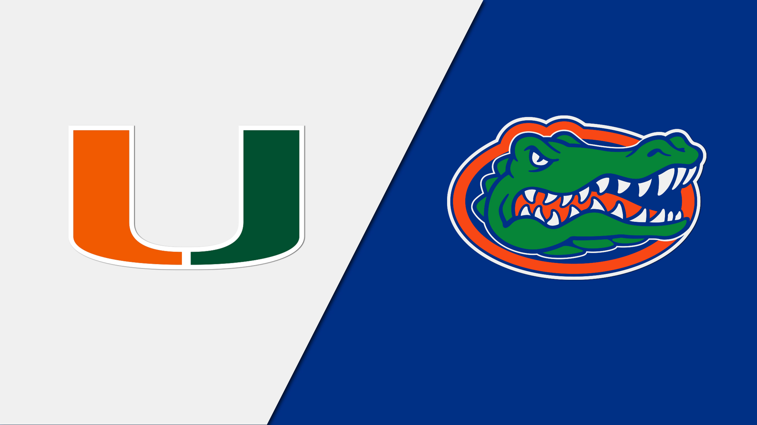 Miami vs. Florida (Baseball)