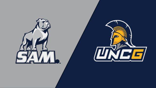 Samford vs. UNC Greensboro (Softball)