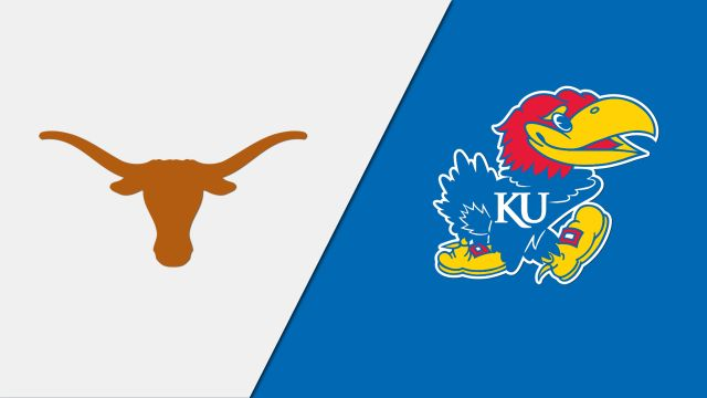 Texas vs. Kansas (re-air)