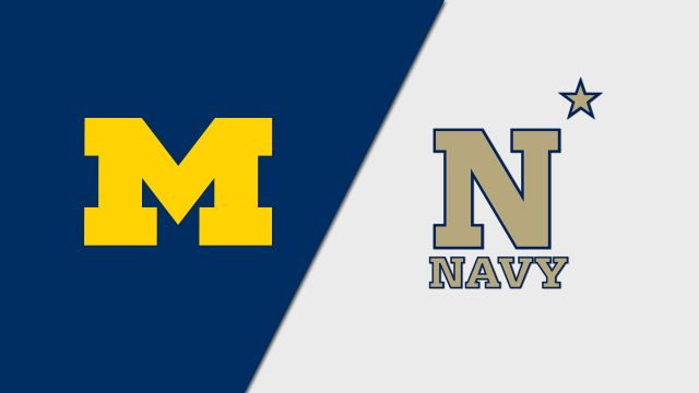 Michigan vs. Navy (First Round) (NCAA Division I Women's Volleyball Championship)