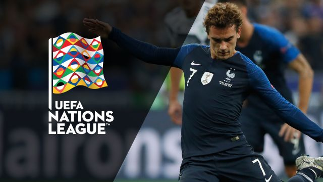 Tue, 10/16 - UEFA Nations League: Match Day Highlights
