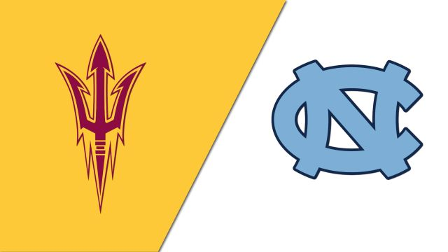 Arizona State vs. North Carolina (Wrestling)