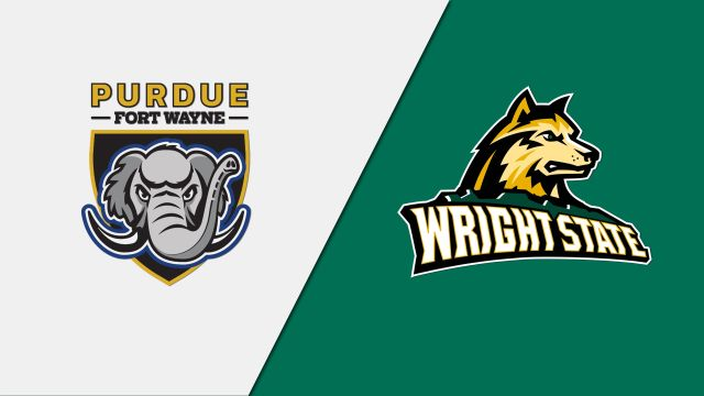Purdue Fort Wayne vs. Wright State (M Soccer)