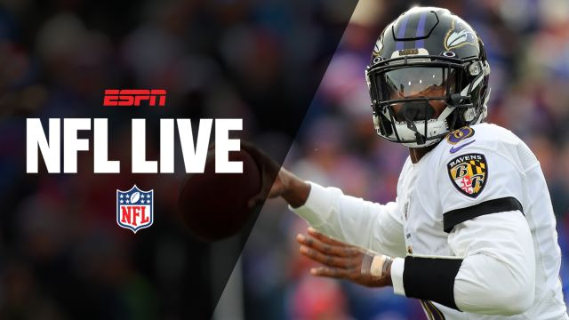 Thu, 12/12 - NFL Live Presented By KFC