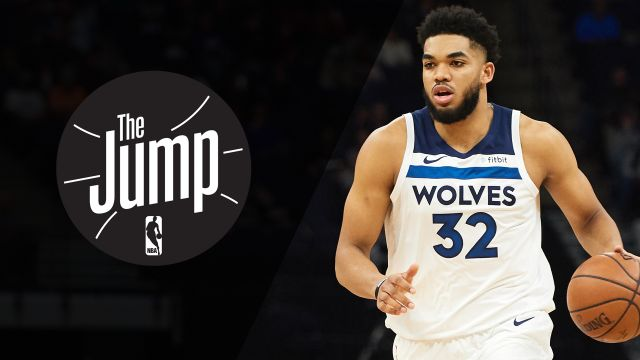 Thu, 5/23 - NBA: The Jump