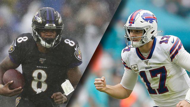 Baltimore Ravens vs. Buffalo Bills