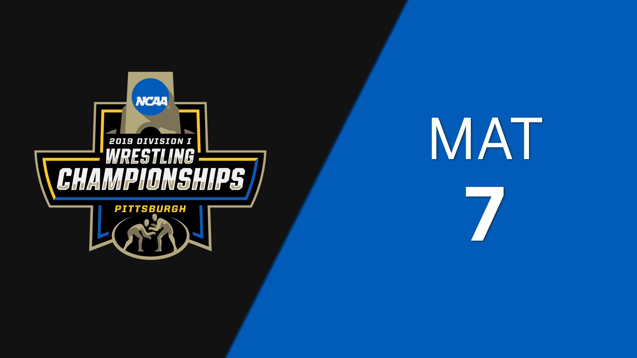 NCAA Wrestling Championship (Mat 7, Second Round)