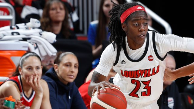 Boston College vs. #5 Louisville (W Basketball)
