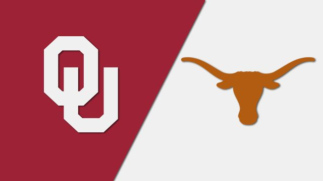Oklahoma Sooners vs. Texas Longhorns