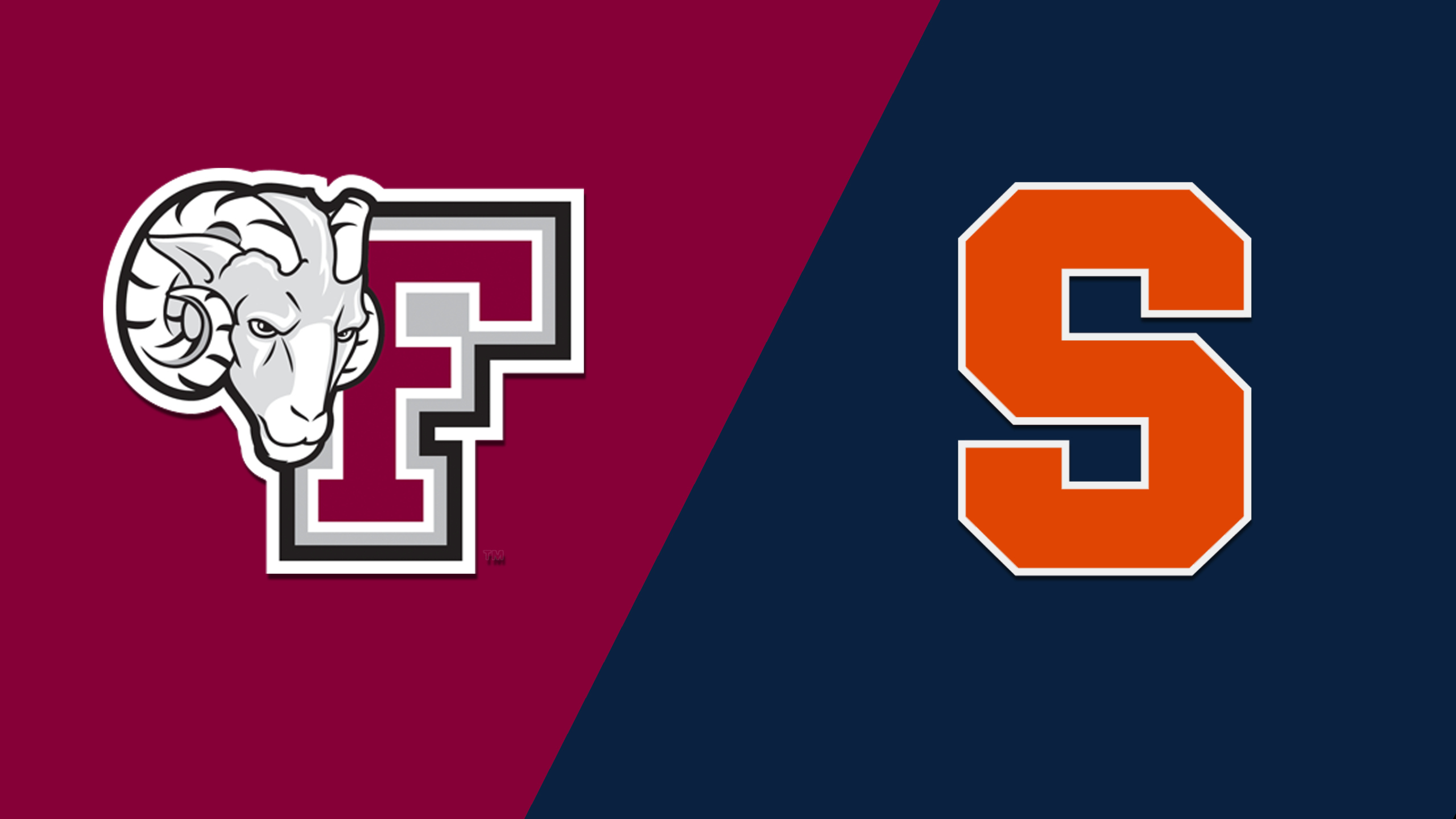 #14 Fordham vs. #3 Syracuse (First Round) (NCAA Women's Basketball Championship)