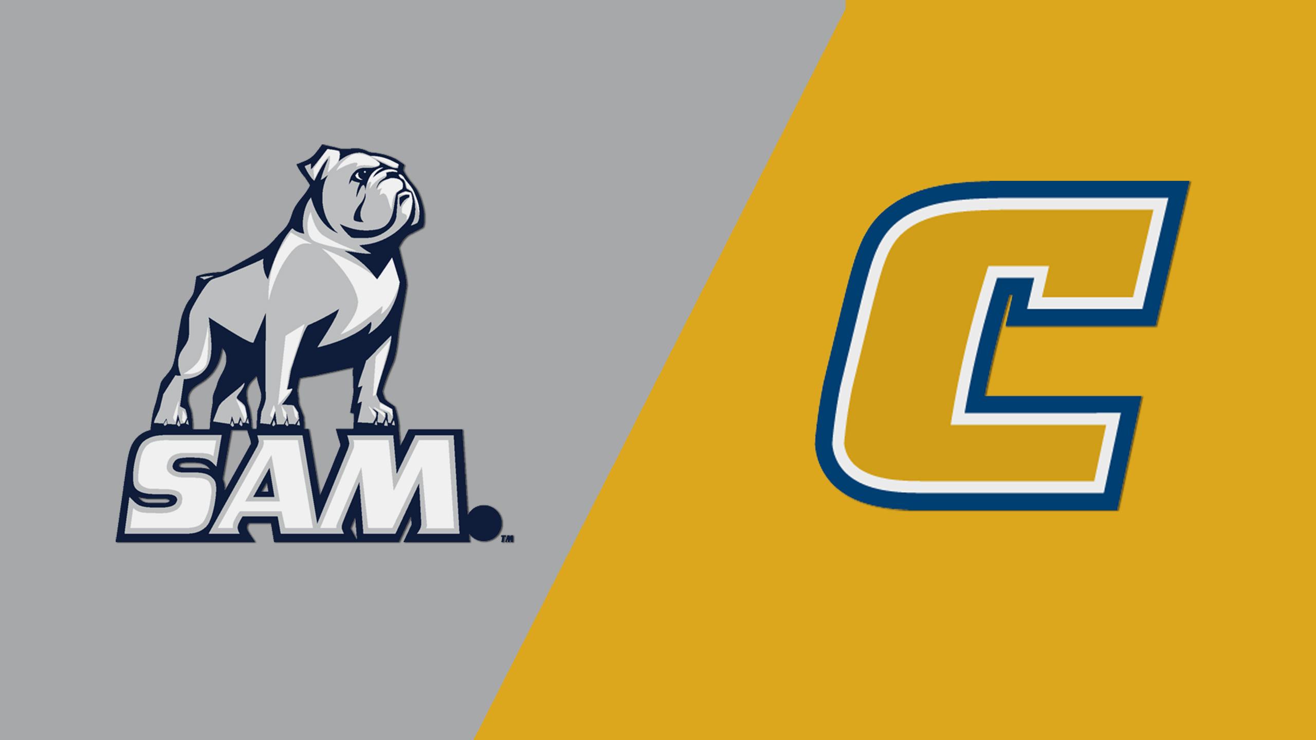 Samford vs. Chattanooga (M Basketball)