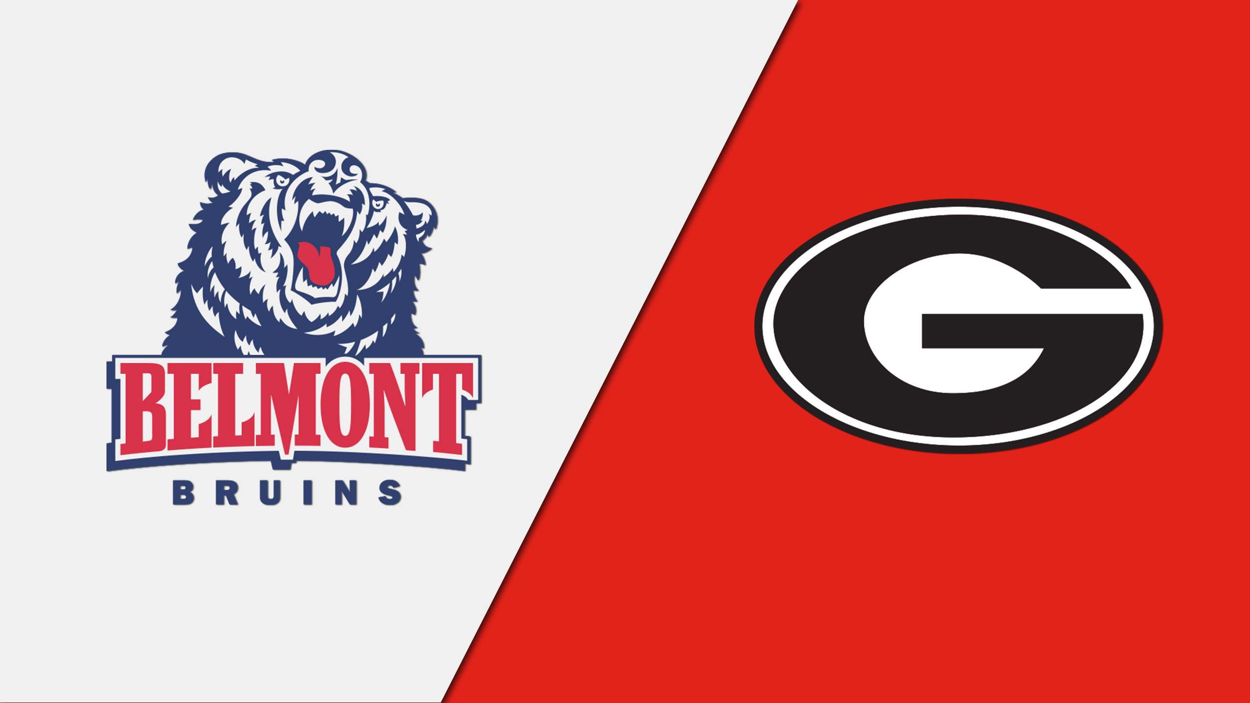 Belmont vs. #9 Georgia (Softball)