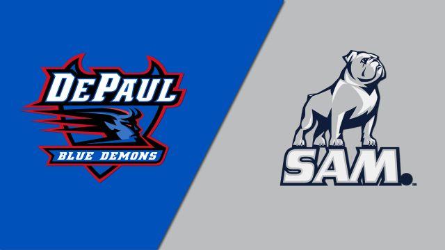 DePaul vs. Samford (Softball)