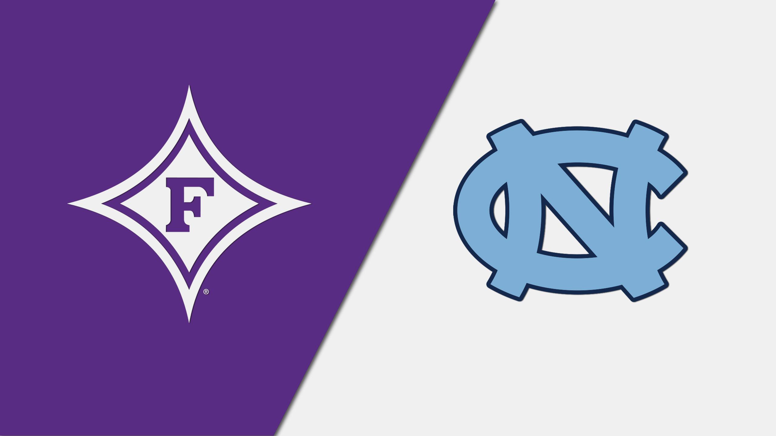 Furman vs. #15 North Carolina (M Lacrosse)