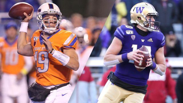#19 Boise State vs. Washington (Bowl Game)